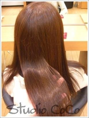 クリアカラー+草木染め03(後)