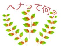 天然100% ヘナ&ハーブカラー [ヘナの葉 01]