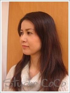 香草カラー&セラミドのビフォーアフター(前01)