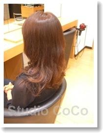 香草カラーのお客様の声と口コミ03 @姫路市駅前の美容室・美容院・ヘアサロン