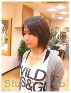 草木染めの感想 お客様の声や口コミ05 @姫路市駅前の美容室・美容院・ヘアサロン