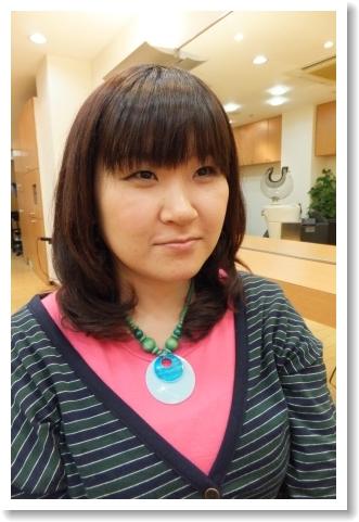 マニキュア(後)03 @姫路駅前美容室・美容院・ヘアサロン