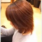 縮毛矯正のビフォーアフター02