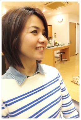 弱酸性の縮毛矯正・ストレートパーマ06 【施術後04】 ミディアム