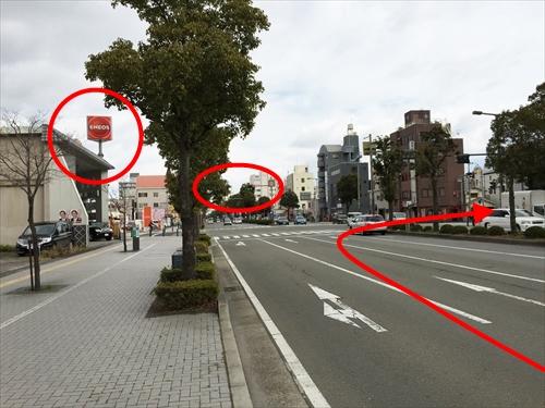 姫路バイパス南出口から車で行く方法 02