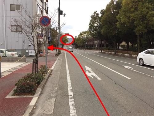 姫路バイパス南出口から車で行く方法 03