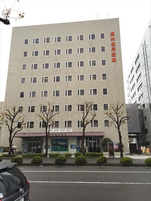 JR姫路駅南口からの徒歩アクセス 03.1