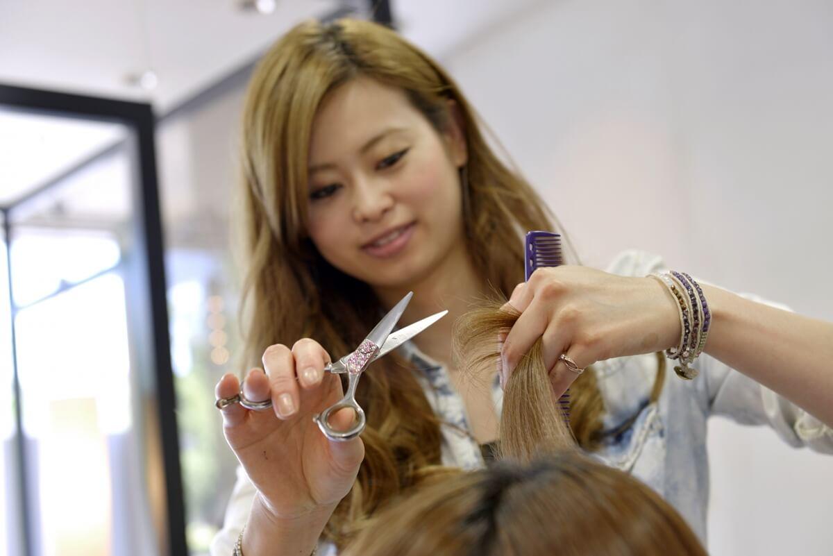 美容師のイメージ画像