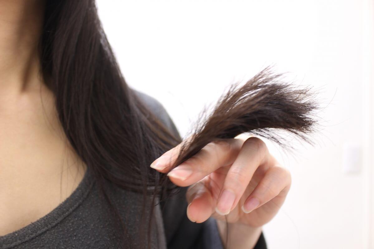 髪の毛・毛先のイメージ画像01