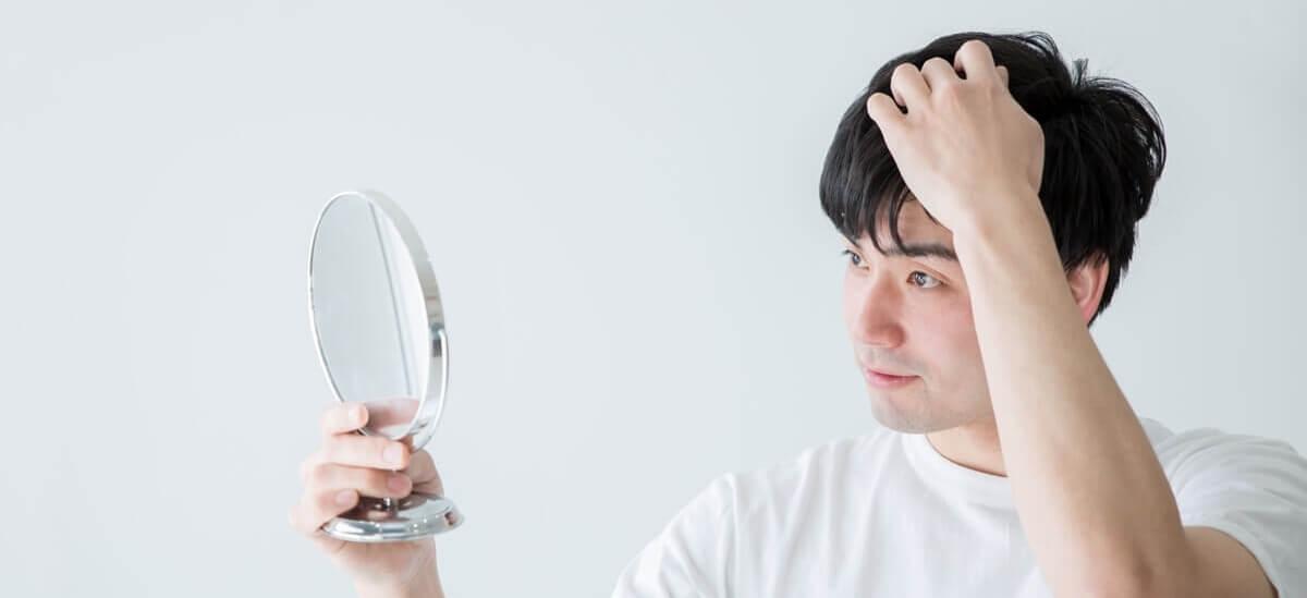 髪の悩み(フケ・かゆみ)