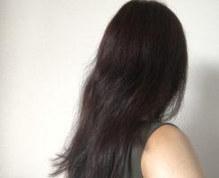 髪のダメージ、髪パサパサのイメージ画像