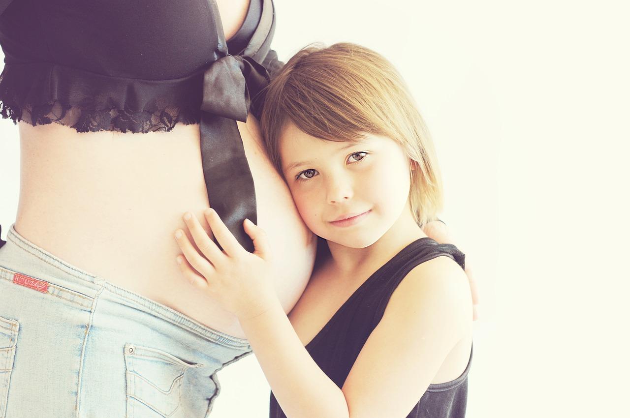 妊娠、妊婦さんのイメージ画像
