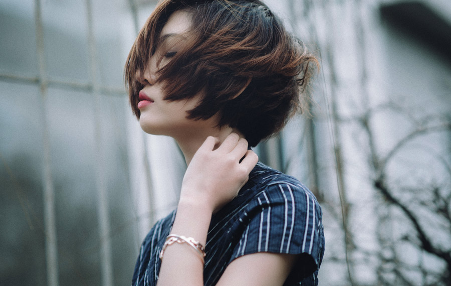 髪型(ショートカット・ボブ)