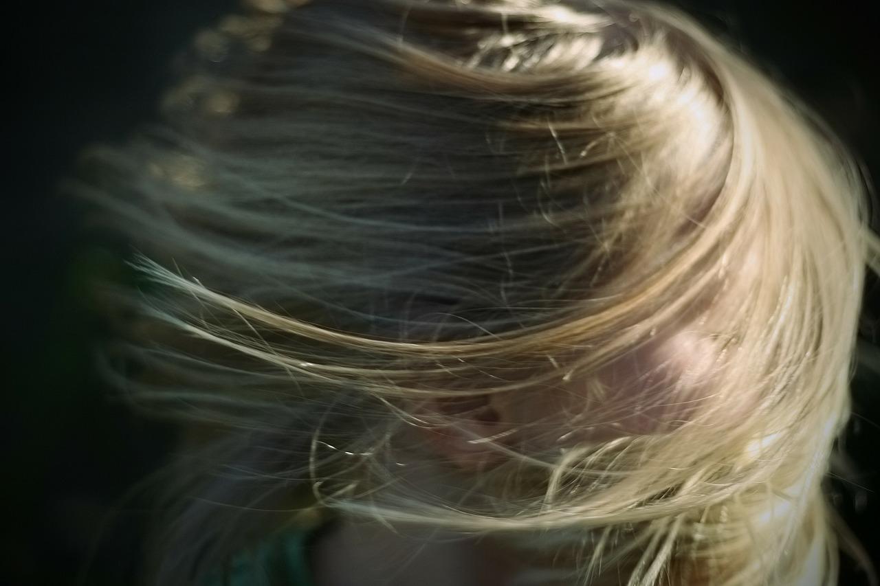 髪の毛のイメージ画像