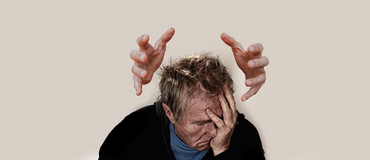 ストレスのイメージ画像