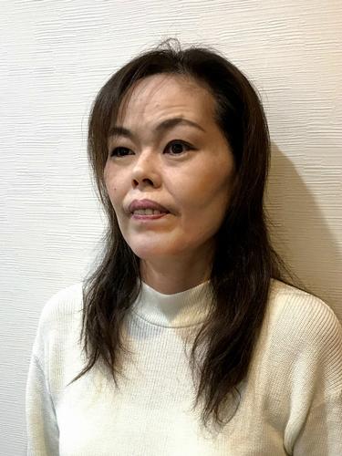 弱酸性パーマ&オーガニックパーマ(前)正面