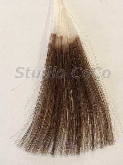 マイナチュレ 白髪染めカラートリートメント 色見本 0110