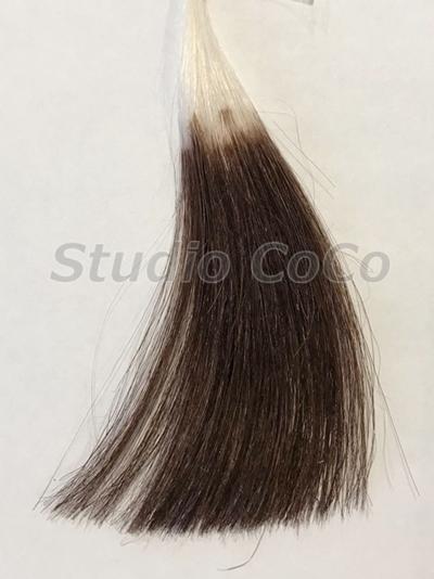 マイナチュレ 白髪染めカラートリートメント 色見本 0130