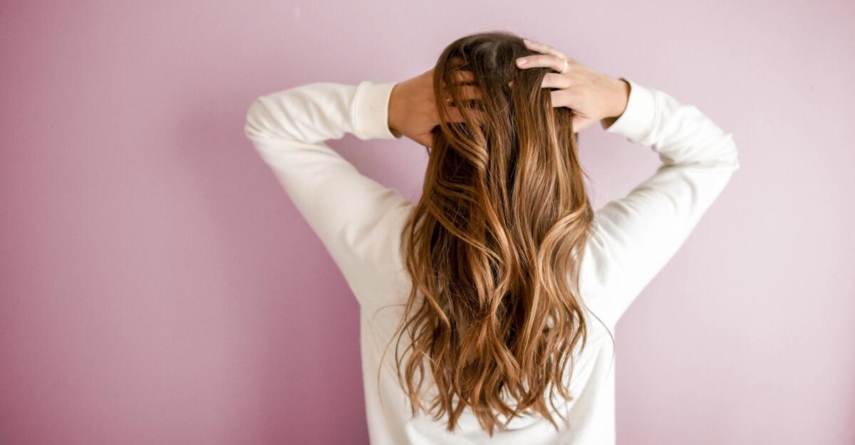 髪のイメージ画像