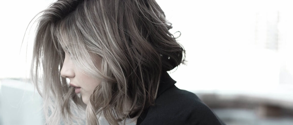 女性の髪型のイメージ画像